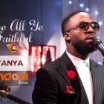 "VIDEO: Iyanya Performs ""O Come All Ye Faithful"" On Ndani Sessions"