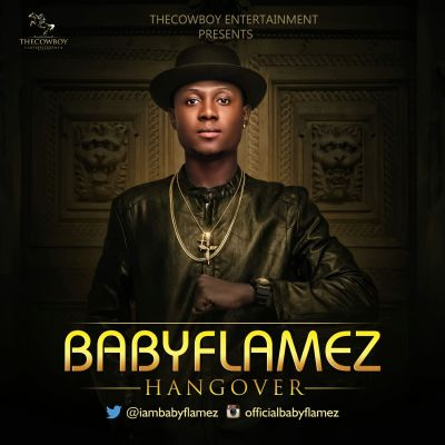 Baby Flamz - Hang Over-ART