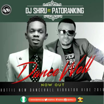 DJ Shiru - Dance Well ft. Patoranking-ART