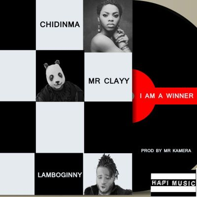 Lamboginny & Clay - I Am A Winner ft. Chidinma-ART