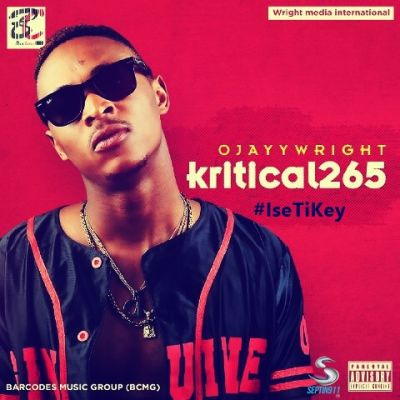 Ojayy Wright - Kritical265-Ise-Ti-Key Artwork