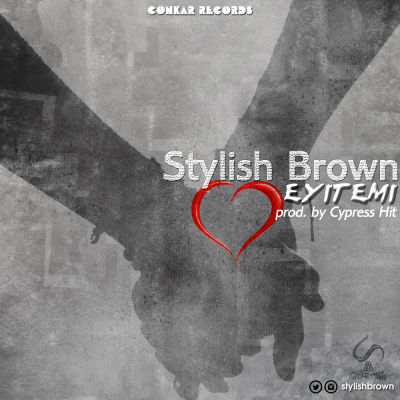 Stylish Brown - EYITEMI (prod. by Cypress Hit) Artwork