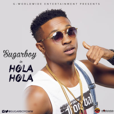 Sugarboy - Hola Hola - ArtWork