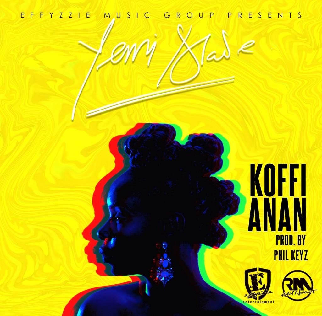Yemi Alade - Koffi Anan (Freestyle) - ART