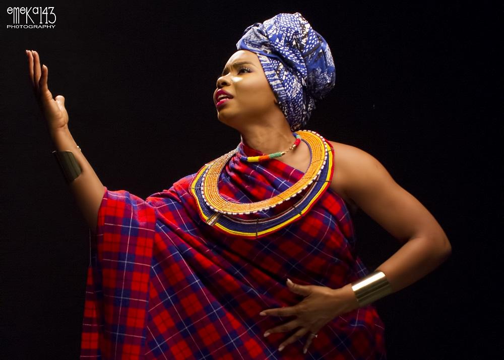 Yemi Alade - Na Gode [Swahili Version] B-T-S (10)