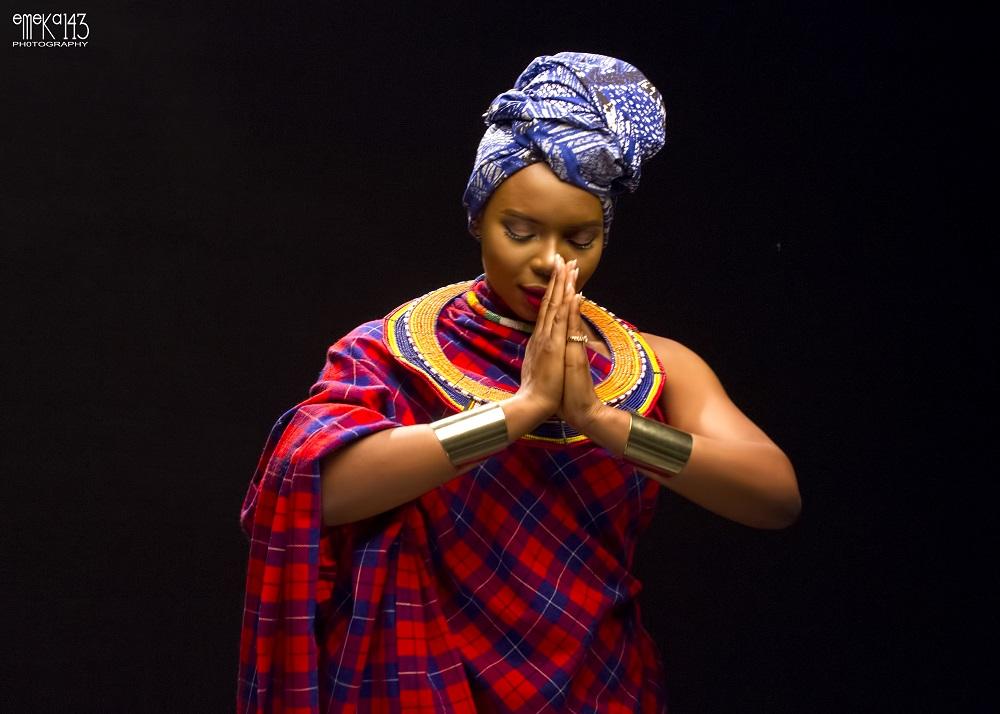 Yemi Alade - Na Gode [Swahili Version] B-T-S (11)