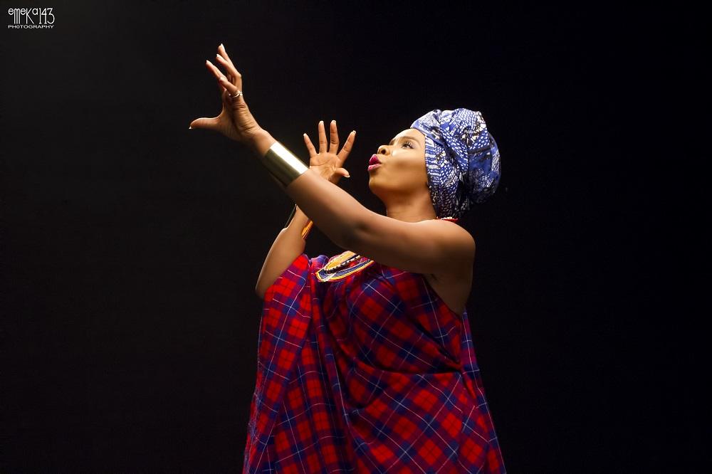 Yemi Alade - Na Gode [Swahili Version] B-T-S (12)