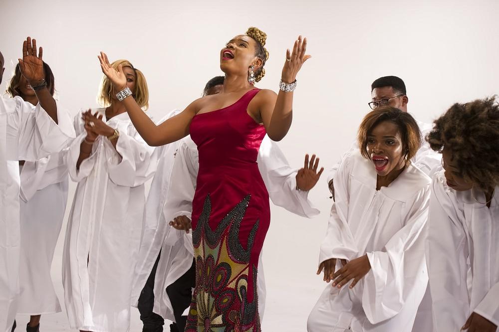 Yemi Alade - Na Gode [Swahili Version] B-T-S (5)