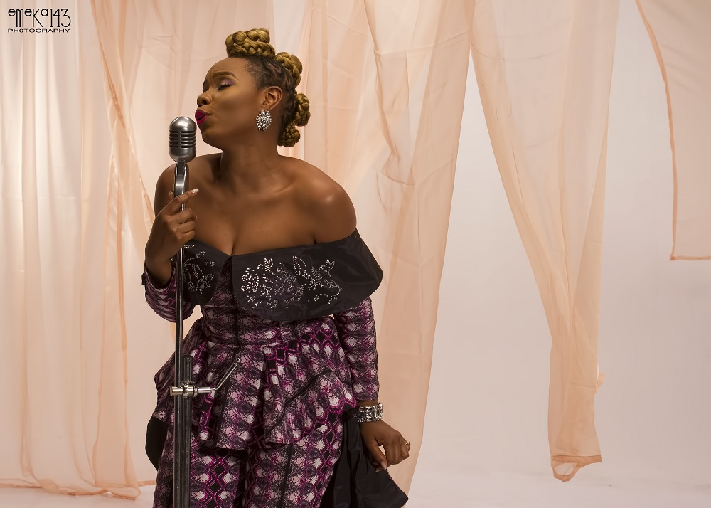 Yemi Alade - Na Gode [Swahili Version] B-T-S (8)