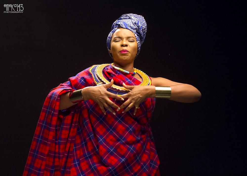 Yemi Alade - Na Gode [Swahili Version] B-T-S (9)