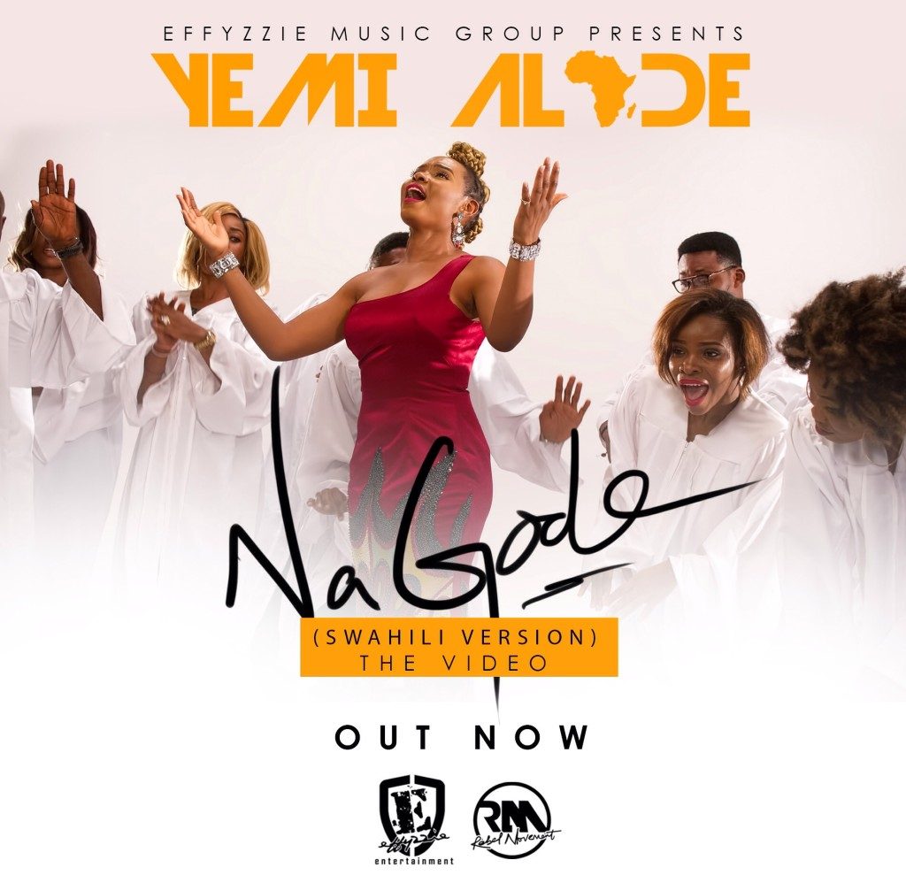 Yemi Alade - Na Gode (Swahili Version) [Video Poster]