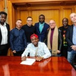 Read Official Statement From Sony Music Confirming Davido As Their Newest Act