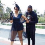 See Behind The Scene Photos From Juliet Ibrahim's Music Video