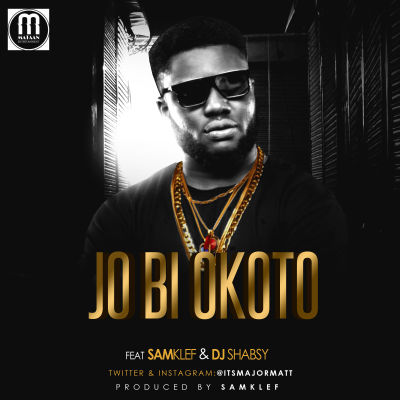 major matt jobi okoto cover