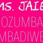 """Ms. Jaie – """"Ozumba Mbadiwe"""""""