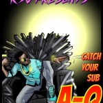"A-Q – ""Catch Your Sub"" (EP)"
