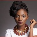 Singer Simi Hints At A Soon To Be Released Song