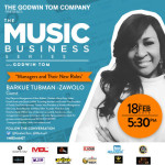 Music Business Series with Godwin Tom