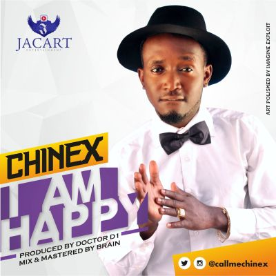 Chinex - I Am Happy-ART