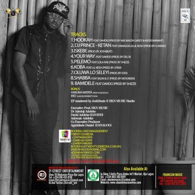 Danagog-Hookah-Dab-Tracklist