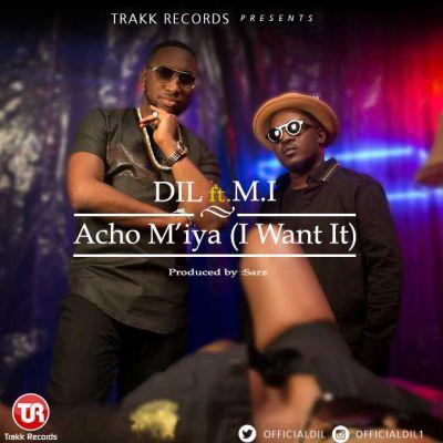 DiL - Acho M'iya (I Want It) - ART