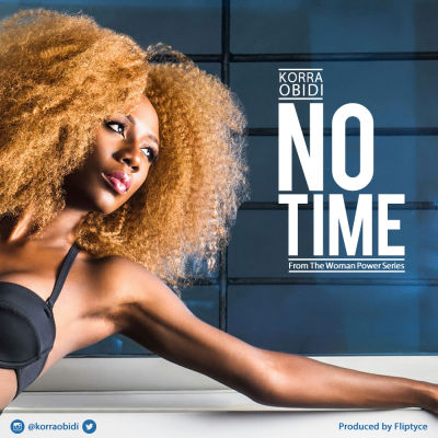 Korra Obidi - No Time [ART]