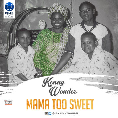 MAMA TOO SWEET ART Kennywonder