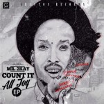 "Mr 2kay Releases ""Count It All Joy"" Cover Art & Tracklist"