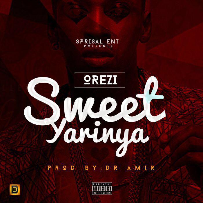 Orezi - Sweet Yarinya - ART