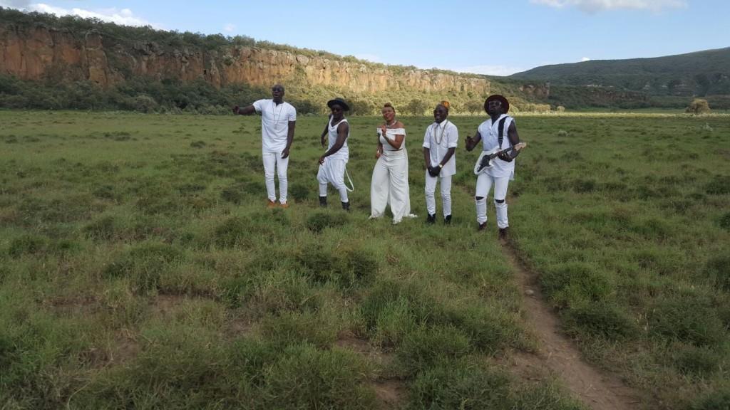 Yemi Alade x Sauti Sol [Video Shoot]