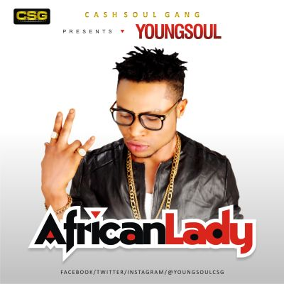 YoungSoul - African Lady - Art