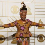 African Artiste, Angelique Kidjo Wins Third Grammy