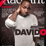 Davido Covers Radiant Health Magazine, Talks About His Music Career
