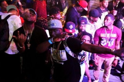 Davido at the South By Southwest Music and Film Festival