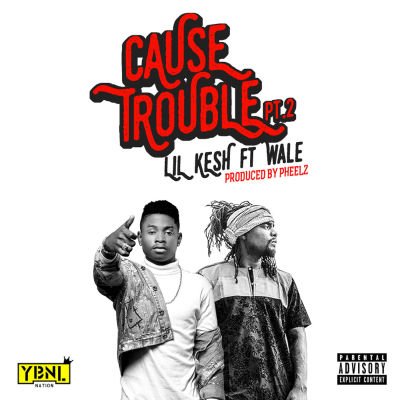 Cause-Trouble-feat.-Wale-Single