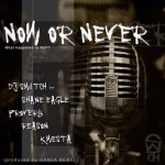 "DJ Switch  – ""Now Or Never"" ft. Shane Eagle, Proverb, Reason & Kwesta (Prod By Ganja Beatz)"