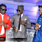 "DJ Spinall – ""Money"" ft. 2Baba & Wande Coal (B-T-S Photos)"