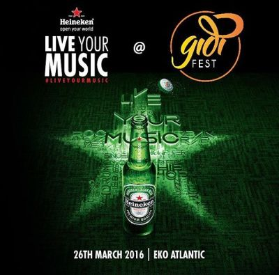 Heineken Live Your Music Image