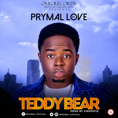 Prymal love - teddy bear