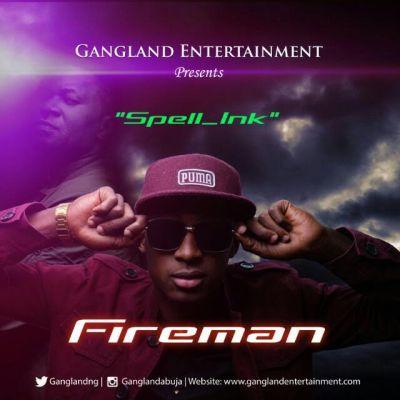 Spell-Ink - Fireman