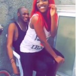Watch Annie Idibia Twerk To Rihanna's Work Song For Tuface