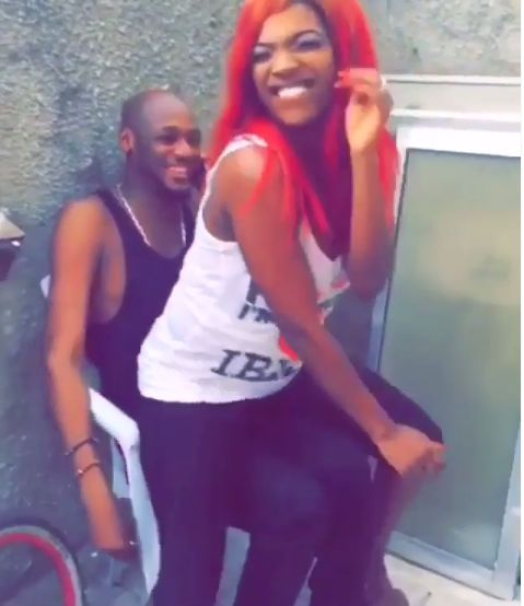 Watch Annie Idibia Twerk To Rihanna's Work Song For Tuface « tooXclusive