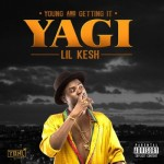 "Lil Kesh Unveils Cover Art For Debut Album, ""Young And Getting It"""