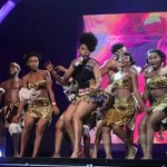 "VIDEO: Yemi Alade's Sizzling Performance of ""Na Gode"" & ""Ferrari"" at #AMVCA2016"