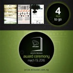 4 DAYS TO GO : All is Set for Etisalat Prize for Literature Grand Finale