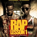 "Koo Ntakra x Strongman – ""Rap Lesson"" (Prod. By Wings Armani)"