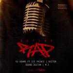 "VJ Adams – ""Define Rap"" ft. M.I, Ice Prince, Vector & Sound Sultan (Prod. By Tiwezi)"