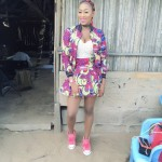 See BTS Photos From Cynthia Morgan's New Video