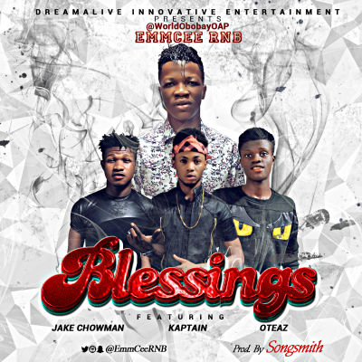 EmmCee RNB_Blessings - art cover