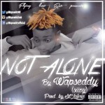 "Wapseddy – ""Not Alone"" (Prod. by StLahrie)"